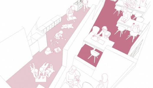 東京メトロがキッズスペース併設ワークスペース「room EXPLACE」を開設