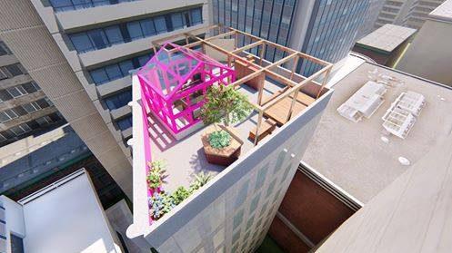 原宿にレンタルスペース「3 Alternative Rooftop」がオープン