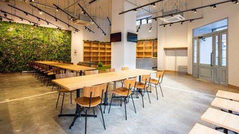 """""""農業""""をキーにしたコミュニティスペース『農mers Café』人形町にオープン、10月10日(木)にマルシェ&見学会を開催"""
