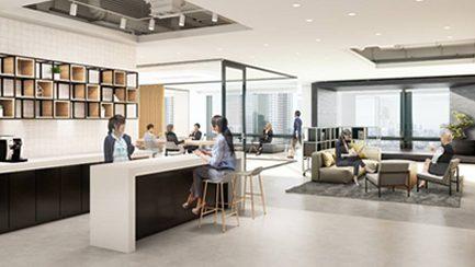 多様な働き方に対応したサービスオフィス 「クロスオフィス日比谷」3月16日開業